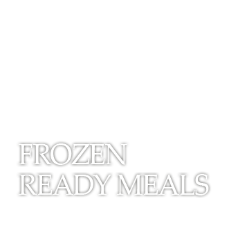 Frozen ready Meals