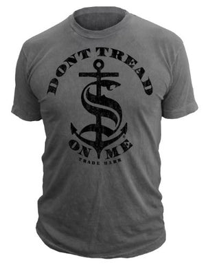Anchor T-shirt - Don't Tread On Me