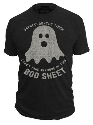 2020 BOO SHEET - Halloween T-shirt