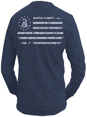Centennial - Longsleeve Shirt - Don't Tread On Me