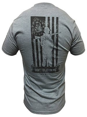 Intrepid - T-Shirt - Don't Tread On Me
