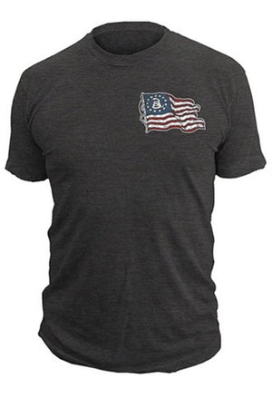 Proud American - T-Shirt - Don't Tread On Me