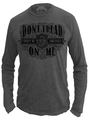 Grand Central - Longsleeve - Don't Tread On Me