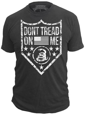 Overwatch T-shirt - Don't Tread On Me