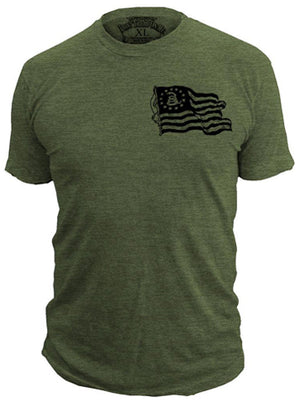 Scout - T-Shirt - Don't Tread On Me