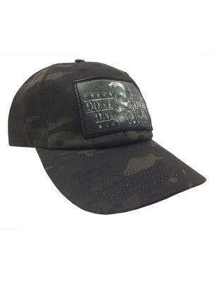 Sentinel - Black Multicam Hat