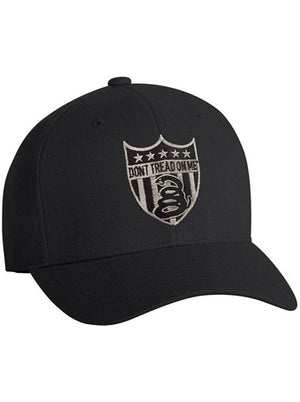 Snake Badge - Flex Fitted Hat