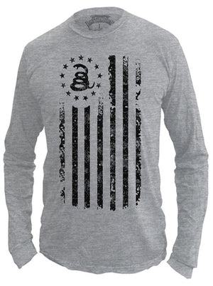 Stars & Stripes - Longsleeve Shirt