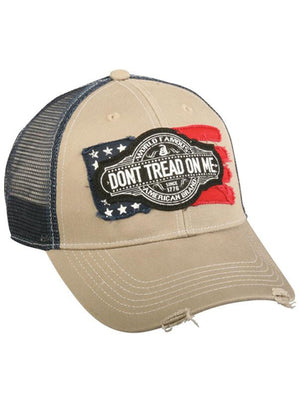 Vintage Flag Hat - Don't Tread On Me