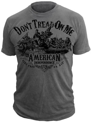 Washington - T-Shirt - Don't Tread On Me
