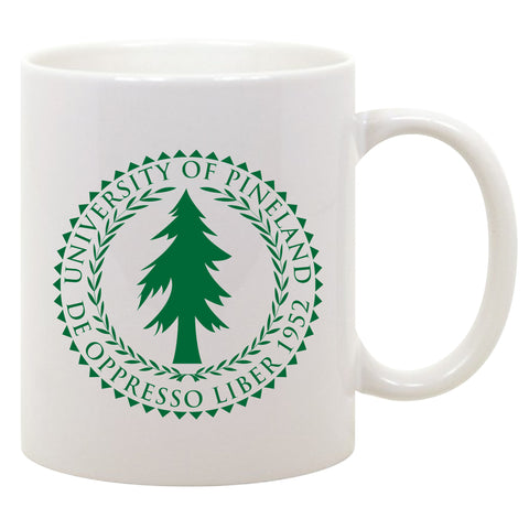 pineland coffee cup