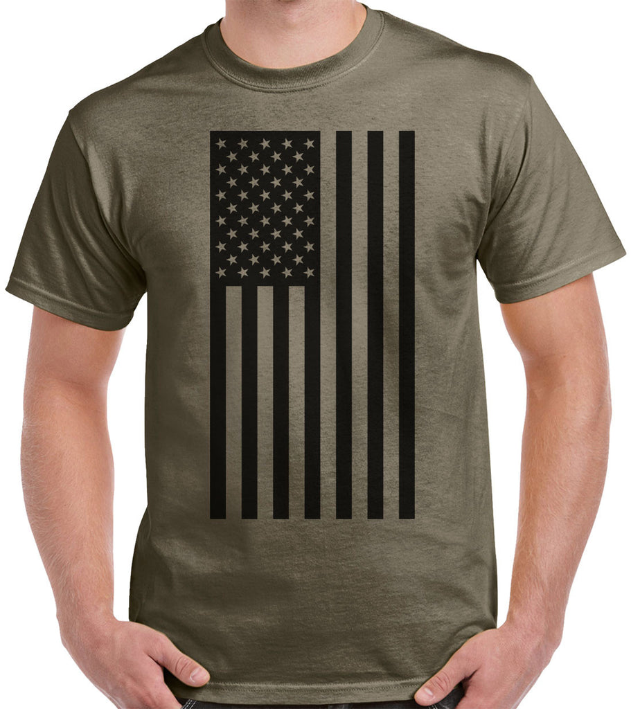 USA Flag T-Shirt 0012