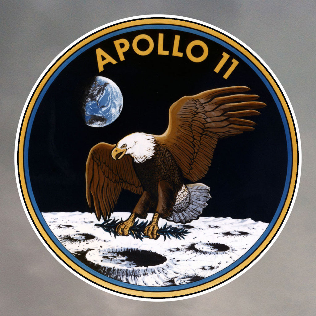 APOLLO 11 STICKERS 0021