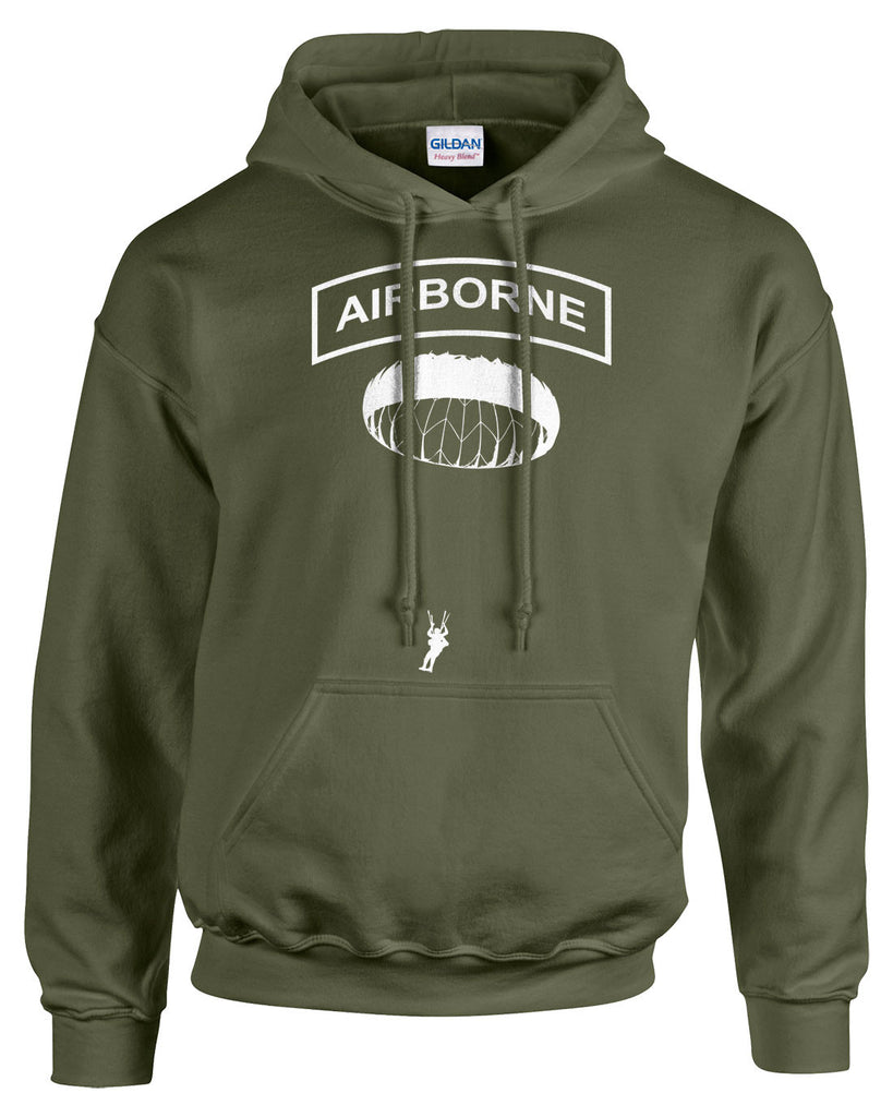 Airborne Hooded Sweatshirt