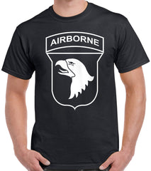 Army 101st Airborne Patch Shirt