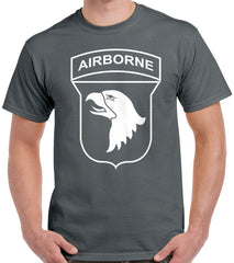 Army 101st Airborne Patch Tee