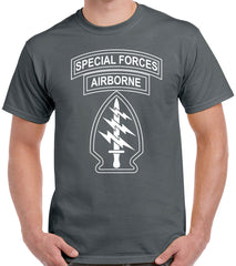 Special Forces Patches T-Shirt 0049