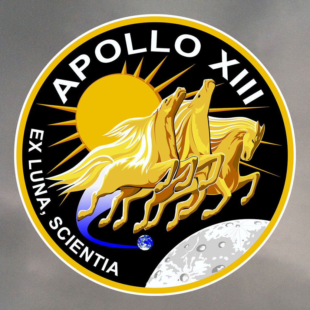 APOLLO 13 STICKERS 0063
