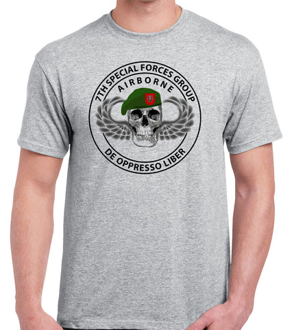 7th Special Forces Group T-Shirt