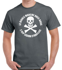 Foreign Legion 2 REP Skull Tee
