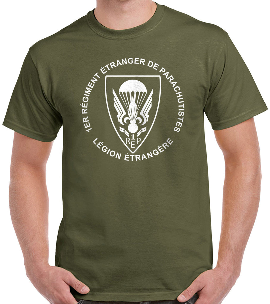 Foreign Legion 1 REP T-Shirt 0284