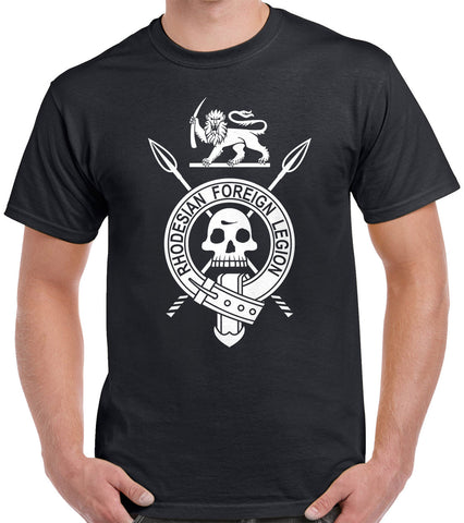 Rhodesian Foreign Legion T-Shirt 0710