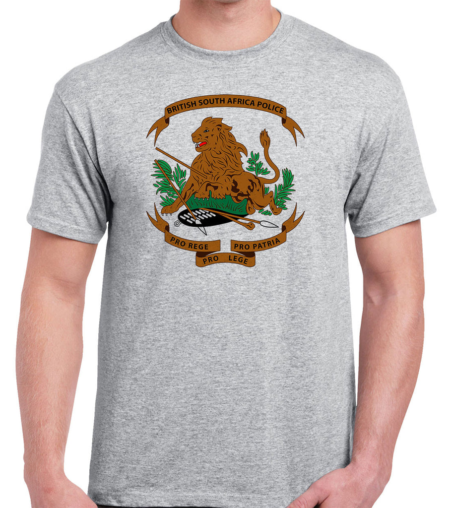 British South African Police - Rhodesia T-shirt