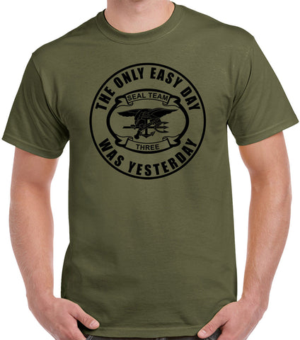 SEAL Team 3 T-SHIRT 0880