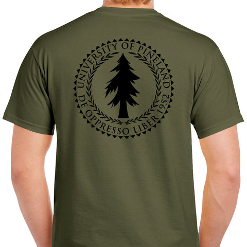 Special Forces 2 Sided Pineland T-Shirt