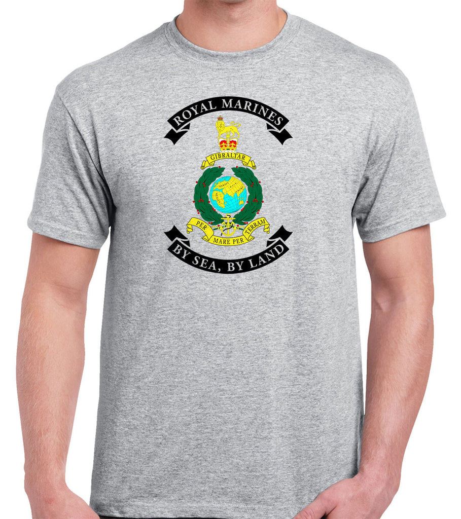 Royal Marines T-Shirt 0959