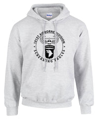 Army 101st Airborne Hooded Sweatshirt