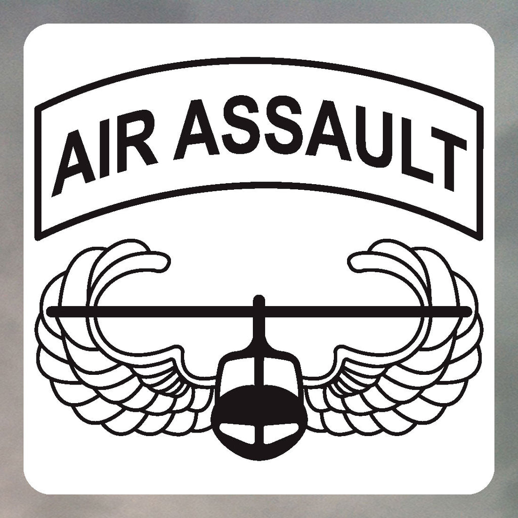 Air Assault Stickers 1240
