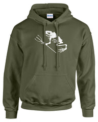 Navy SEAL Bonefrog Hooded Sweatshirt