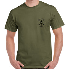 Special Forces Nous Defions Custom Tee