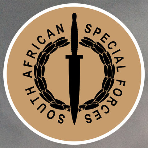 SOUTH AFRICAN SPECIAL FORCES STICKERS 0065