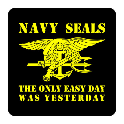 Navy SEALs Coaster Set C0007