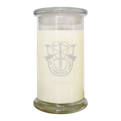 Special Forces Candle