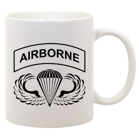 Airborne Coffee Mug M0003