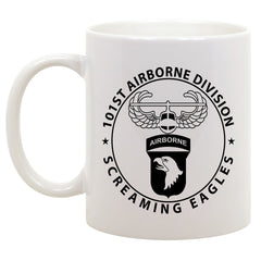 Army 101st Airborne Coffee Cup