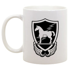 10th SFG Trojan Horse Coffee Mug M1350