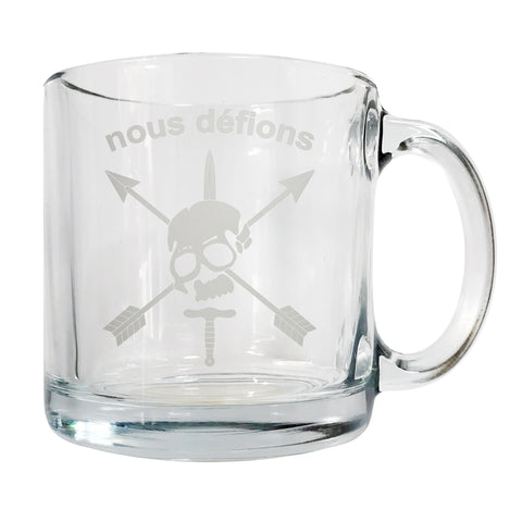 NOUS DEFIONS SPECIAL FORCES COFFEE CUP