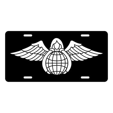 Pararescue Guardian Angel License Plate
