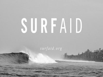 Wave Tribe Supports SurfAid International