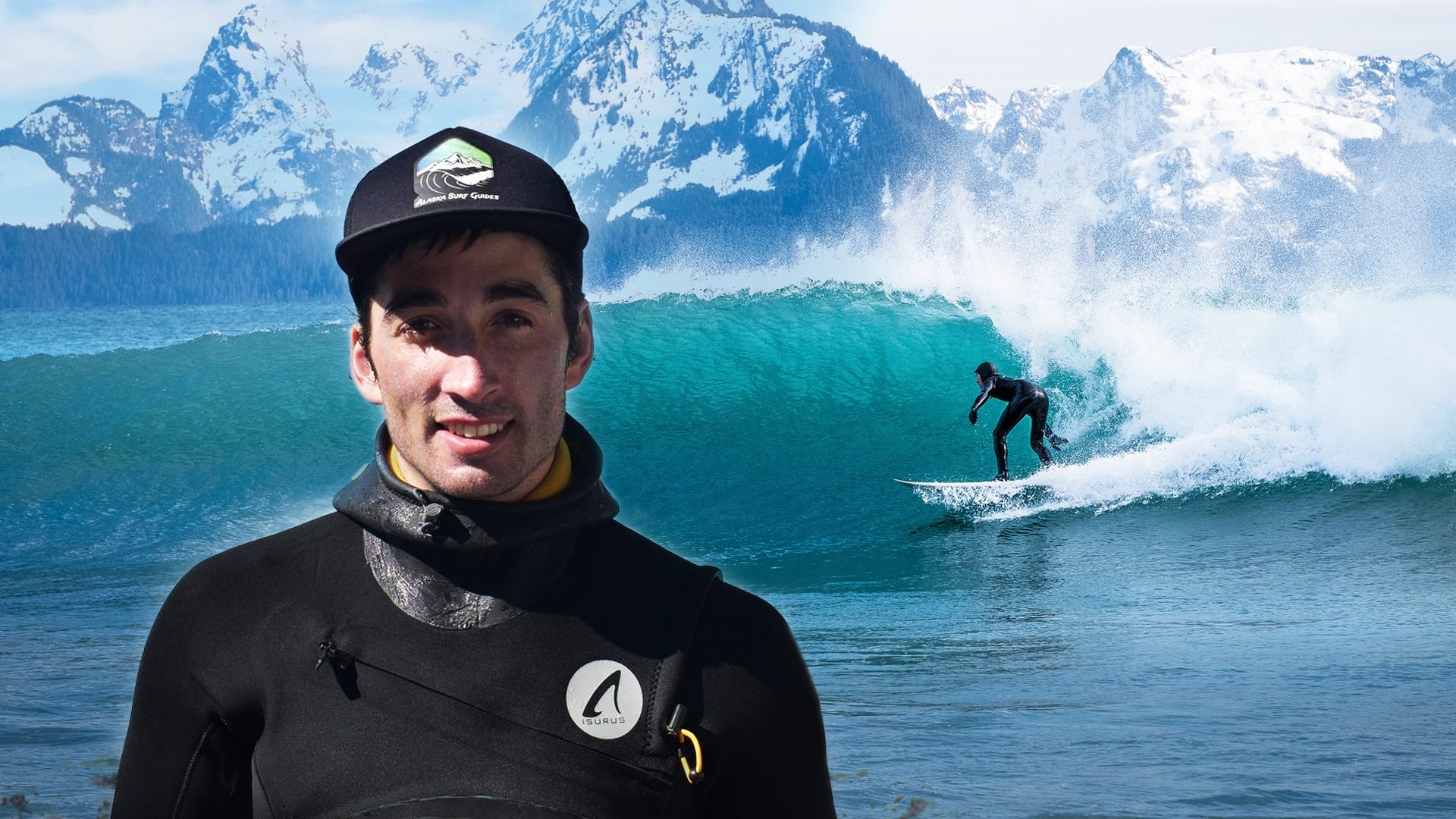 Explore Alaska's Waves with Scott Reierson of Alaska Surf Guides