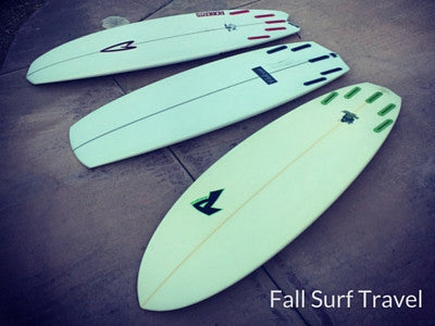 Top 10 Surf Trip Ideas For Fall