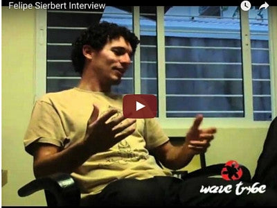 Interview with Shaper Felipe Siebert (In Portuguese)