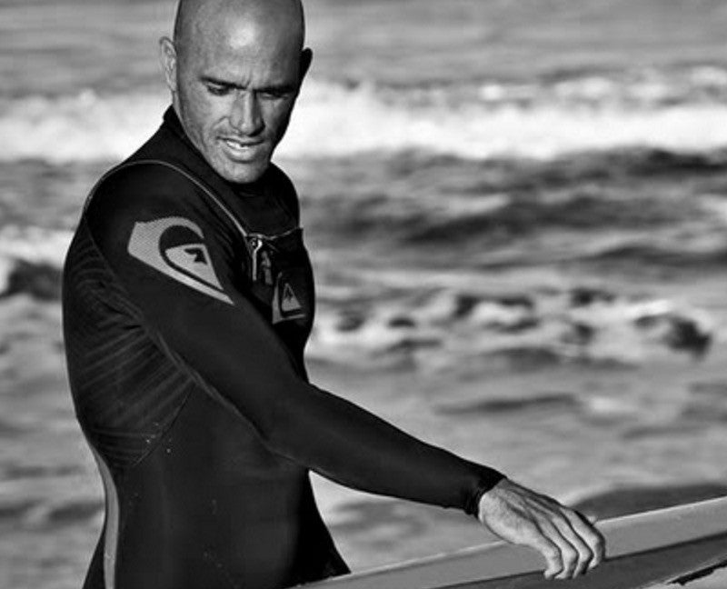 Kelly Slater & Mini Simmons