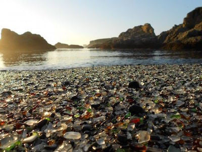 Glass Beach - Let's Join Natures Fight