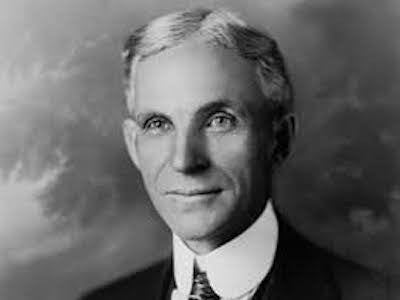 Was Henry Ford a Hippy?