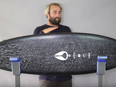 NU WAVR Surfboard Review + Futures Hayden shapes Fins